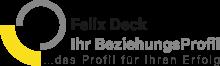 Felix Deck – Ihr Beziehungsprofil